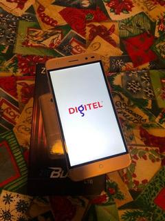 Teléfono Zte Blade V6 Plus Solo Digitel 4g