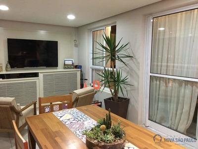 Shopping Santa Cruz 3 Suites, 2 Ou 3 Vagas, Andar Alto - Bi24330