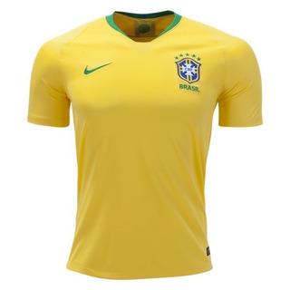 Jersey Original Nike Selección Brasil Mundial 2018