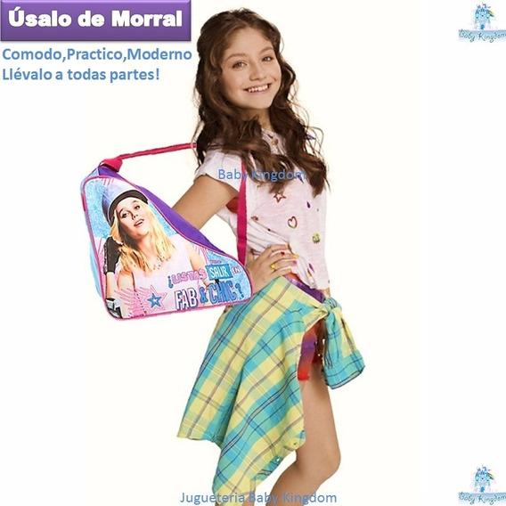 Bolso Morral Soy Luna Portapatines Original Magic Makers