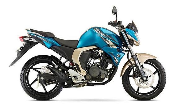 Yamaha Fz S Fi Okm 2020 Street Diseño Deportivo