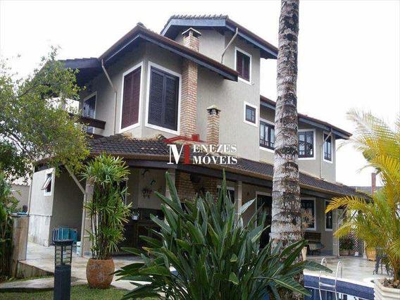 Casa De Condomínio Com 4 Dorms, Guaratuba Costa Do Sol, Bertioga - R$ 2.2 Mi, Cod: 686 - A686