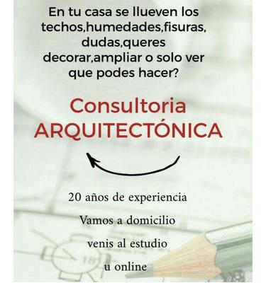 Consultoría Arquitectónica Desde $700 (valor Online / Mail)