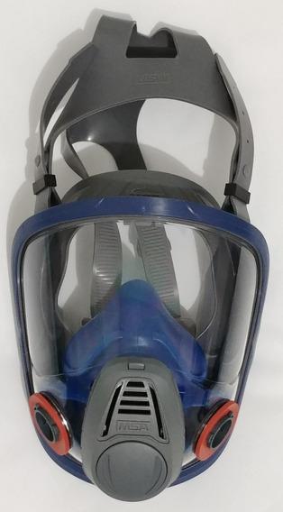 Mascara Respirador De Ar Msa,advantage