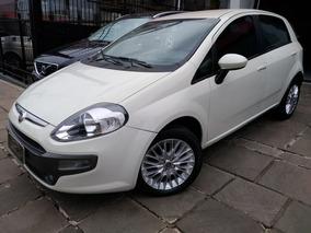 Fiat Punto Essence 1.6 2015 Branco Flex