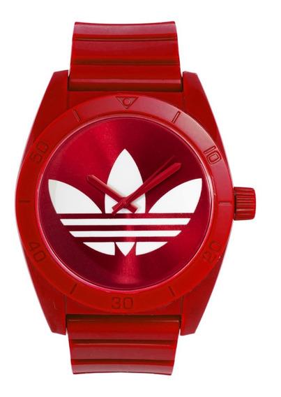 Relógio adidas Adh2655 Santiago Orig Anal Red White