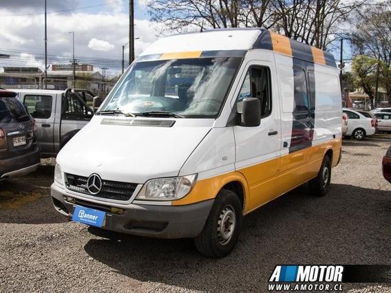 Mercedes Benz Sprinter Cargo Diesel Mt 2010
