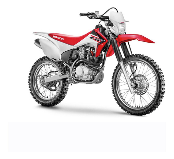 Moto Honda Crf 230 F 0km 2019 Roja
