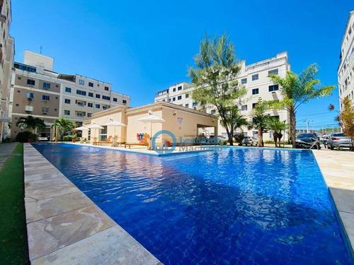Apartamento À Venda, 62 M² Por R$ 269.000,00 - Cidade 2000 - Fortaleza/ce - Ap0929