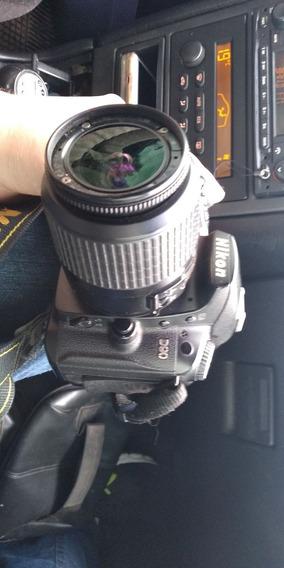 Câmera Nikon D90 + Flash Sb800