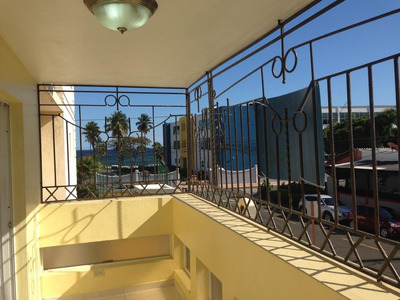 Apartamento Alquiler Vacaciones Zona Universitaria Malecon