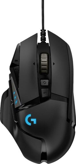 Mouse Gamer G502 Hero Rgb 16000 Dpi Logitech Pt
