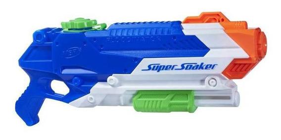 Lançador De Água Nerf Super Soaker Floodinator - Hasbro B824