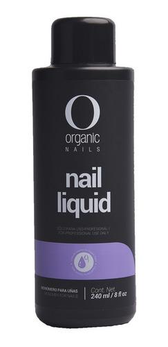 Imagen 1 de 6 de Monomero Liquido Para Uñas 240 Ml By Organic Nails