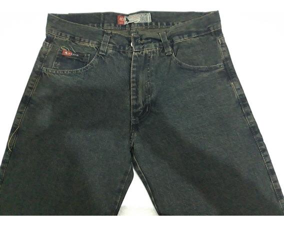 Pantalones Rectos Clásicos De Hombre Talles: 36 Al 46