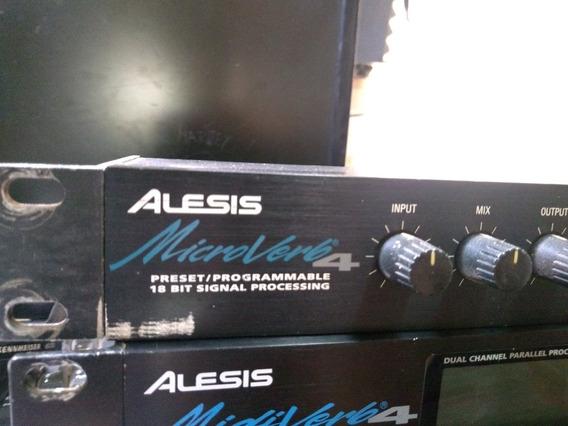 Processador De Efeitos Alesis Microverb 4