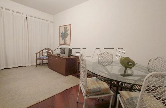 Flat Em Pinheiros - Sf950