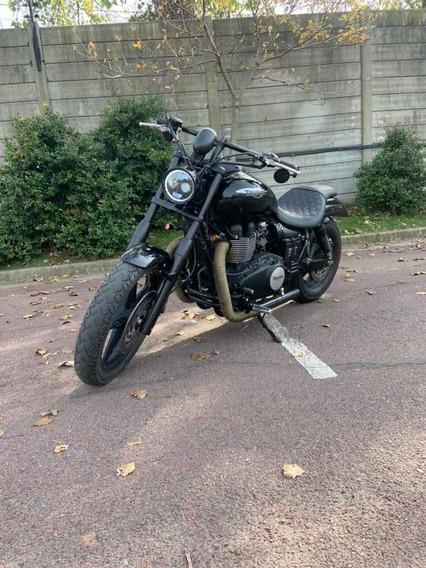Triumph Speedmaster No Harley Cafe Racer Bobber