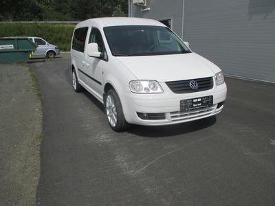 Vendo Mi Volkswagen Caddy Maxi