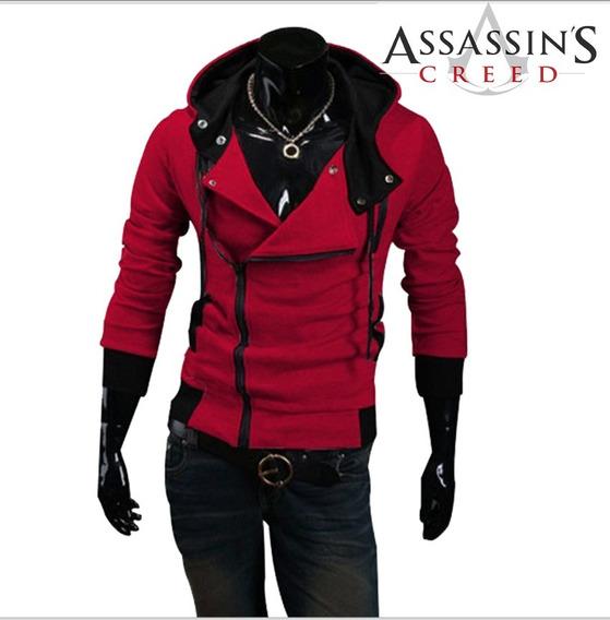 Buzos Y Hoddies Cosplay Assassins Creed Campera Jacket A10