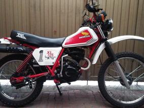 Honda Xl 125 Clásica