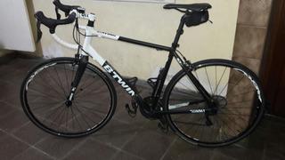 Bicicleta Ruta Btwin Triban 520 Shimano Sora. Muy Poco Uso!