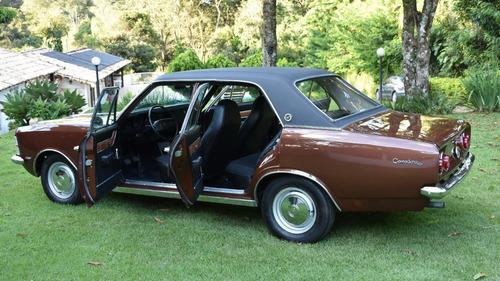 Chevrolet Opala  Comodoro 4100 Original  1978 4p
