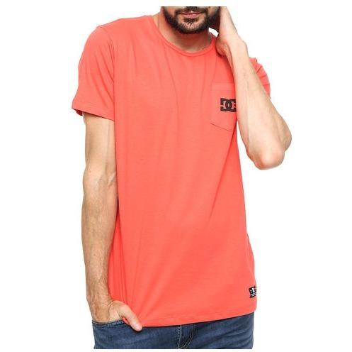Remera De Hombre Dc Mc Dyed Pocket 1191102031 Cna