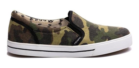 Zapatillas Pancha Camuflada | Vichino