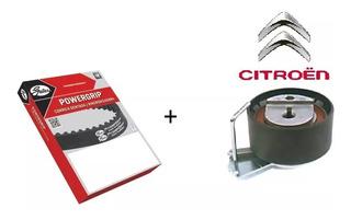 Kit Tensor E Correia Citroen C3 1.4 8v, Peugeot 206/207 Hnbr