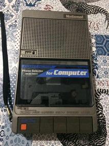 Gravador Cassete National Rq-8100 No Estado