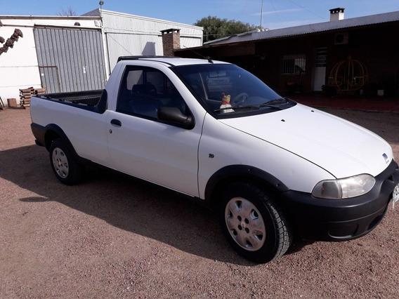 Fiat Strada 1.7 Ex 2002