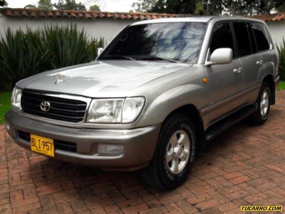 Toyota Sahara Vxr 4.7cc At 4x4 Aa