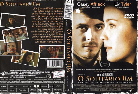 O Solitário Jim Dvd ( Original)