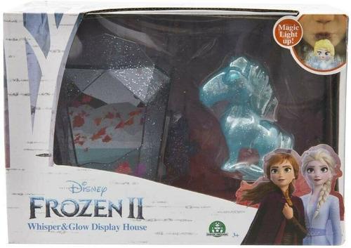 Frozen 2 Whisper & Glow Display House Casita Disney