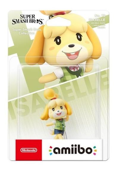 Amiibo Isabelle - Super Smash Bros Ultimate