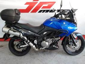 Suzuki Dl 1000 Vstron 2009 Azul
