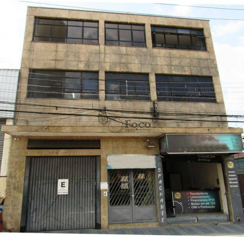 Imagem 1 de 3 de Sala Para Alugar, 55 M² Por R$ 800/mês - Vila Augusta - Guarulhos/sp - Sa0106