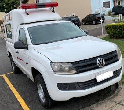 Ambulância Venda E Locação 4x4