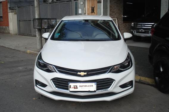 Chevrolet Cruze Ltz At 1.4 T 2017 De Único Dueño Con Solo 69