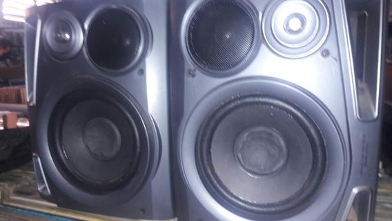 Caixas Acústicas Aiwa Barata 350 Reais