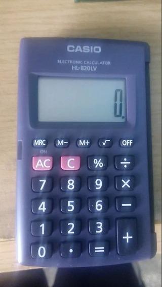 Calculadora Pequeña Casio