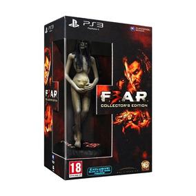 Ps3 Jogo Fear 3 Collector