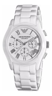 Reloj Emporio Armani Ar1403 Ceramica - Entrega Inmediata