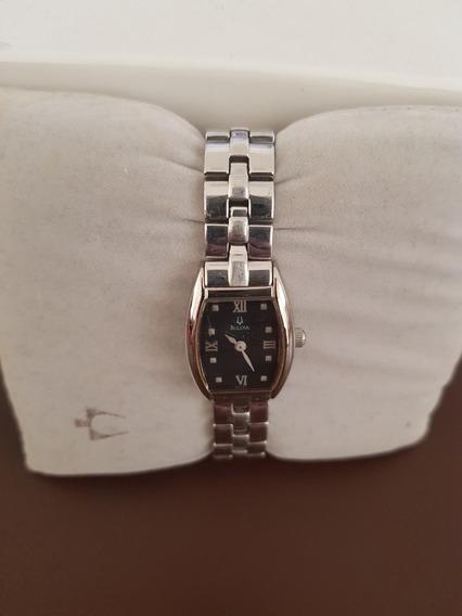 Relógio Bulova, Feminino, Usado.