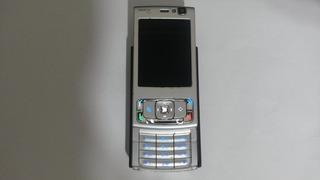 Nokia N95 Aparelho Celular Obs:liga Normal So Não Tem Imagem