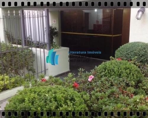 Apartamento A Venda No Bairro Vila Mascote Em São Paulo - - 298-1