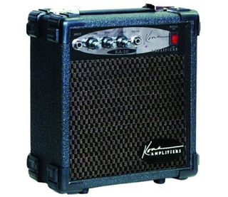 Cuerpo Sólido,kona Ka10 Amplificador De Guitarra Eléctri..