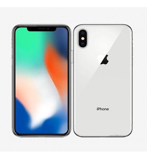 iPhone X Vitrine 64gb 100 %original Apple C Nota Sem Detales