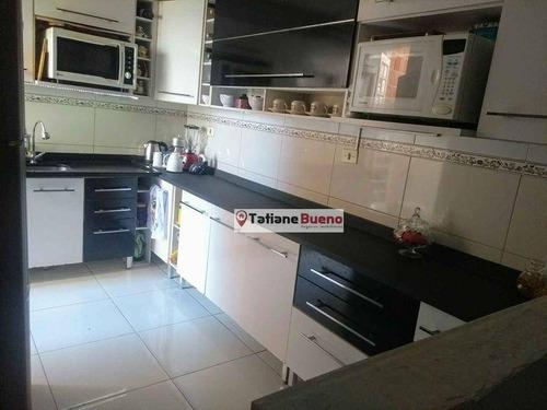 Casa Com 3 Dormitórios À Venda, 80 M² Por R$ 266.000,00 - Vila Das Flores - São José Dos Campos/sp - Ca2272